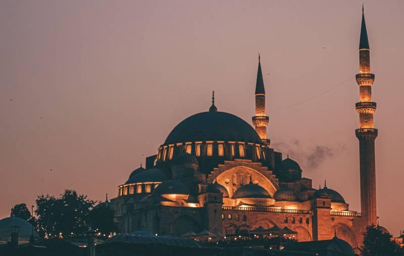 Cami Yapı Ekipmanları Fuarı