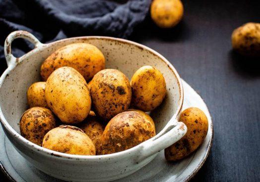 Potato Days Turkey