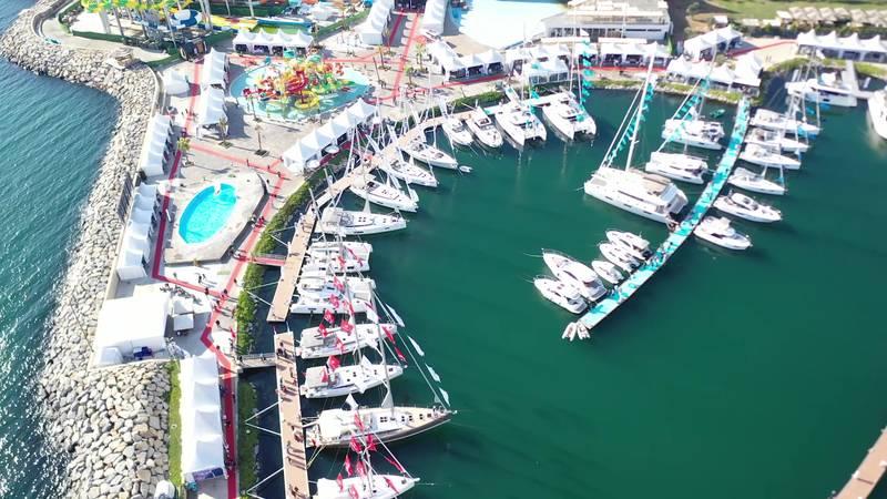 Boat Show Eurasia