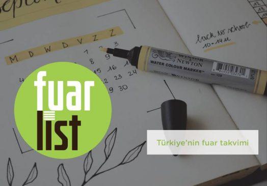 Antalya Cafe Design Mekan Tasarımı, Ekipmanı ve İş Platformu Fuarı