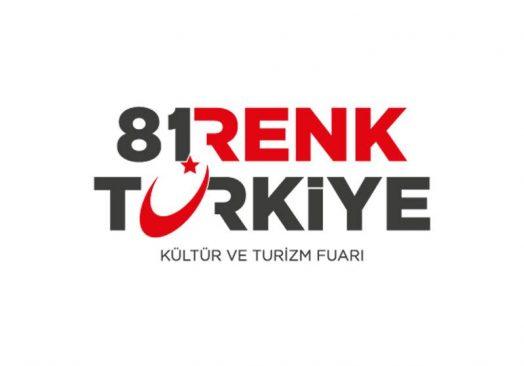 81 Renk Türkiye Fuarı