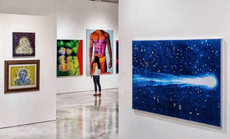 ARTANKARA Uluslararası Çağdaş Sanat Fuarı