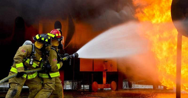 ISAF Fire & Rescue Fuarı